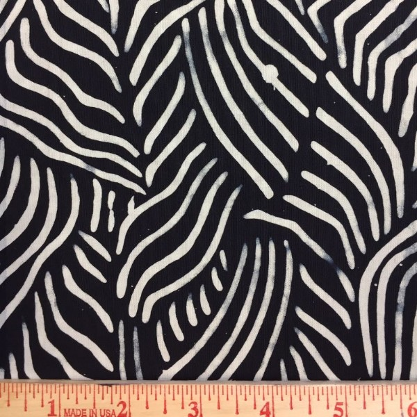 BLACK AND WHITE FROM PARKSIDE FABRICS